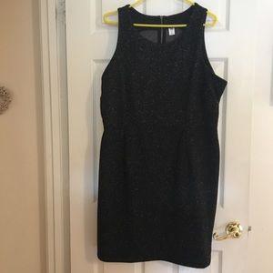 Old Navy Stretch Boucle Dress